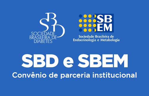 SBD e SBEM firmam parceria para colaboração em atividades científicas, culturais e governamentais